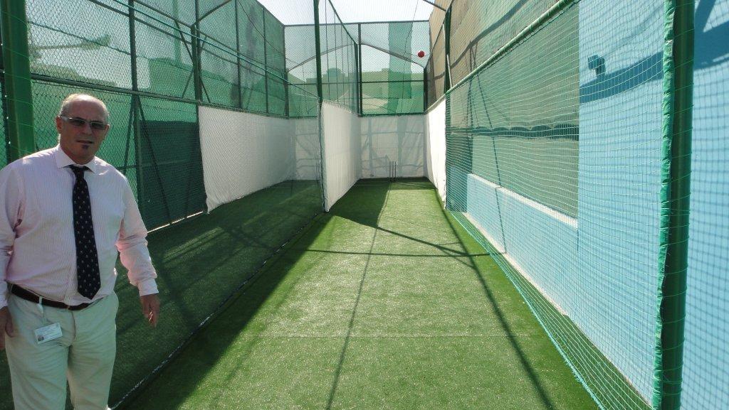 Eagleturf shield cricket abu dhabi school